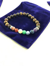 Load image into Gallery viewer, Crystal Chakra Bracelets