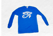 Load image into Gallery viewer, Eye of Ra Long Sleeve T-shirt