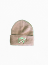 Load image into Gallery viewer, Eye of Ra Beanie (Green eye limited Edition)