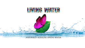 Living Water (Natural Alkaline Spring Water)