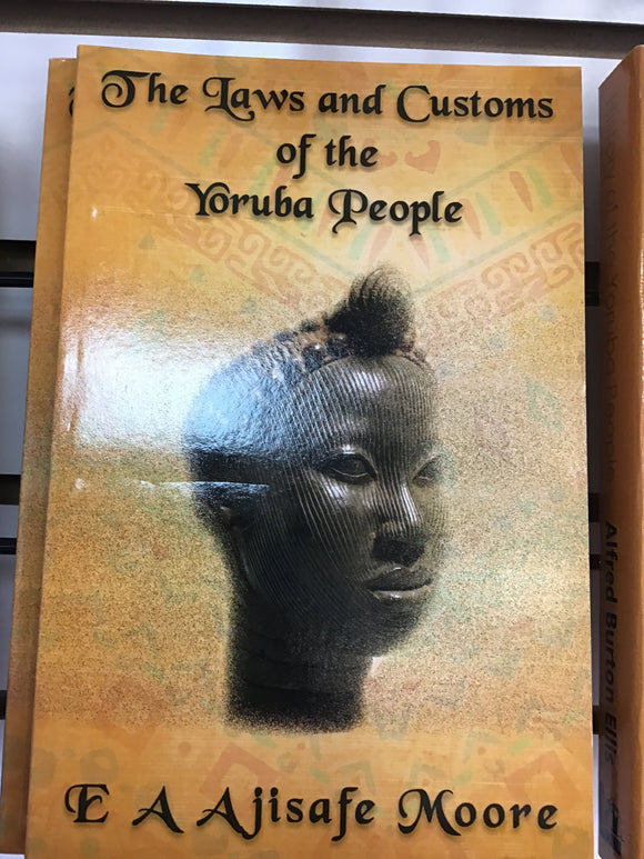 The Laws and Customs of the Yoruba People