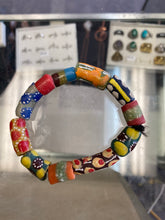 Load image into Gallery viewer, African Trade bead Bracelet
