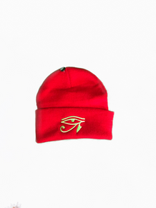 Eye of Ra Beanie (Green eye limited Edition)