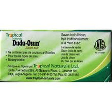 Load image into Gallery viewer, Dudu Osun Black Soap