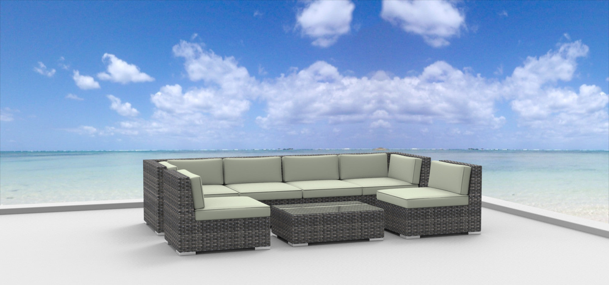 wicker luxury giovanna collection patio furniture the chat all set cast deep aluminum seating weather