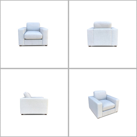 REED 6D Modular Deep Seating Sofa Sectional, 6-piece **SOLD OUT**