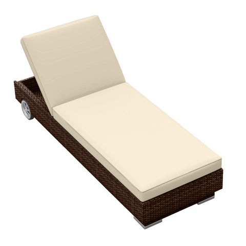 Brown Series: Chaise Lounger, Add-on