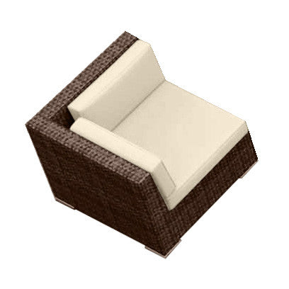 Brown Series: Corner Chair, Add-on