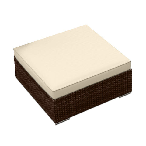 Brown Series: Large Ottoman, Add-on **SOLD OUT**