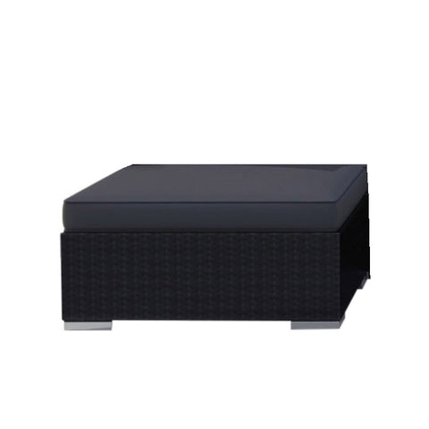 Black Series: Large Ottoman, Add-on **SOLD OUT**