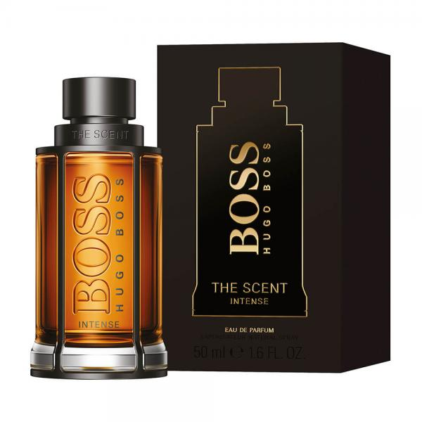 Boss The Scent Intense EdP 50ml, - HUGO BOSS