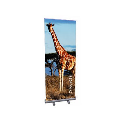 Economy Roll Up Banner (33.5