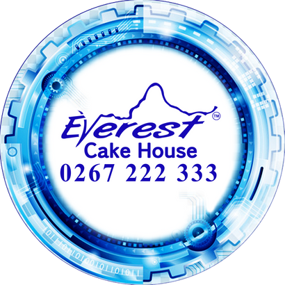 Everest Cake Houses