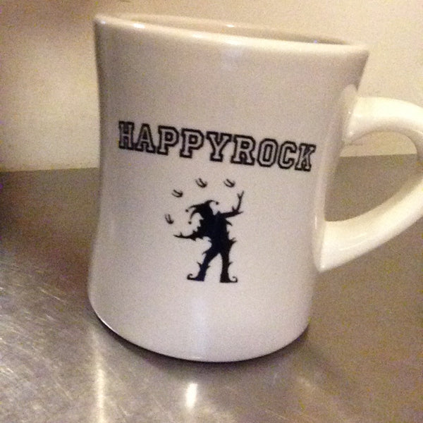 Happyrock Coffee Diner Mug