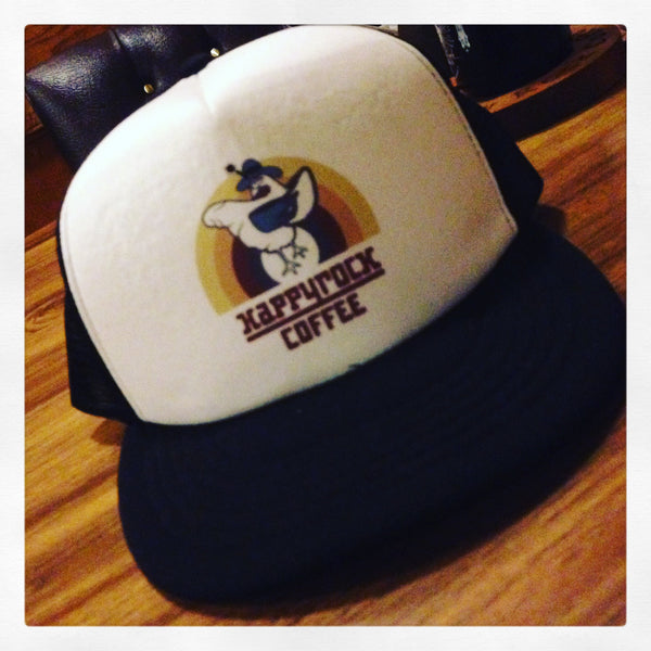 Happyrock Hen Trucker Hat