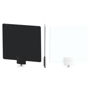 Leaf® Plus Indoor Amplified HDTV Antenna