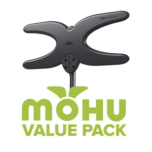 Sky 60 HDTV Antenna Premium Pack ($214 value)