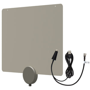 ReLeaf® Plus Amplified 50 Mile Indoor HDTV Antenna Made With Recycled Materials