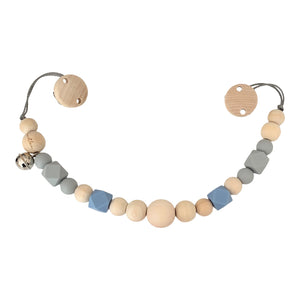 Stroller Chain Ava, Wagenkette, Dusty Blue