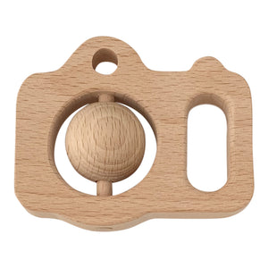 Rattle, All Wood, Camera