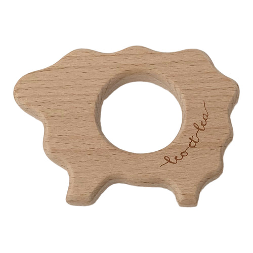 Teether, All Wood, Sheep