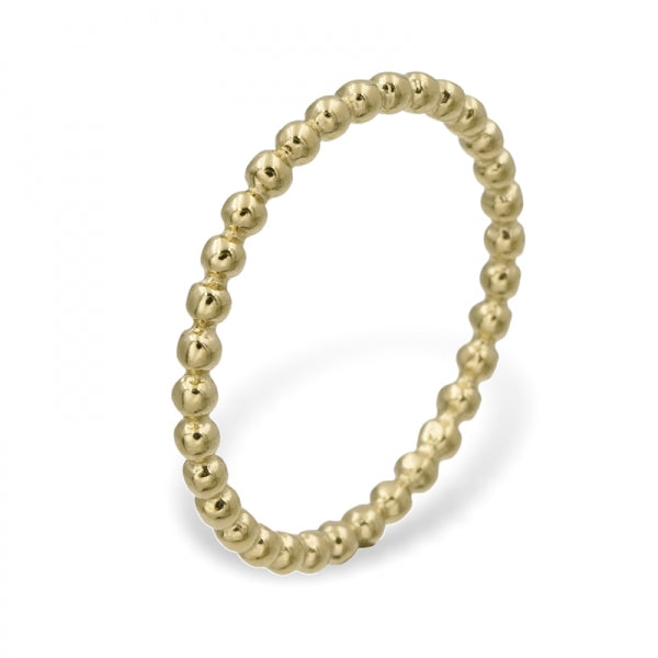 Ring 'Bubbles', gold