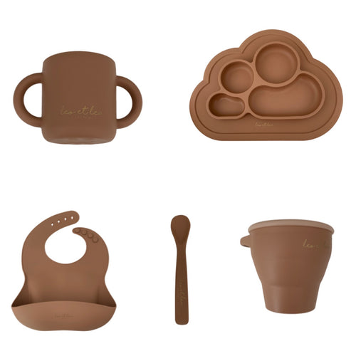 Set Tableware, Camel, L