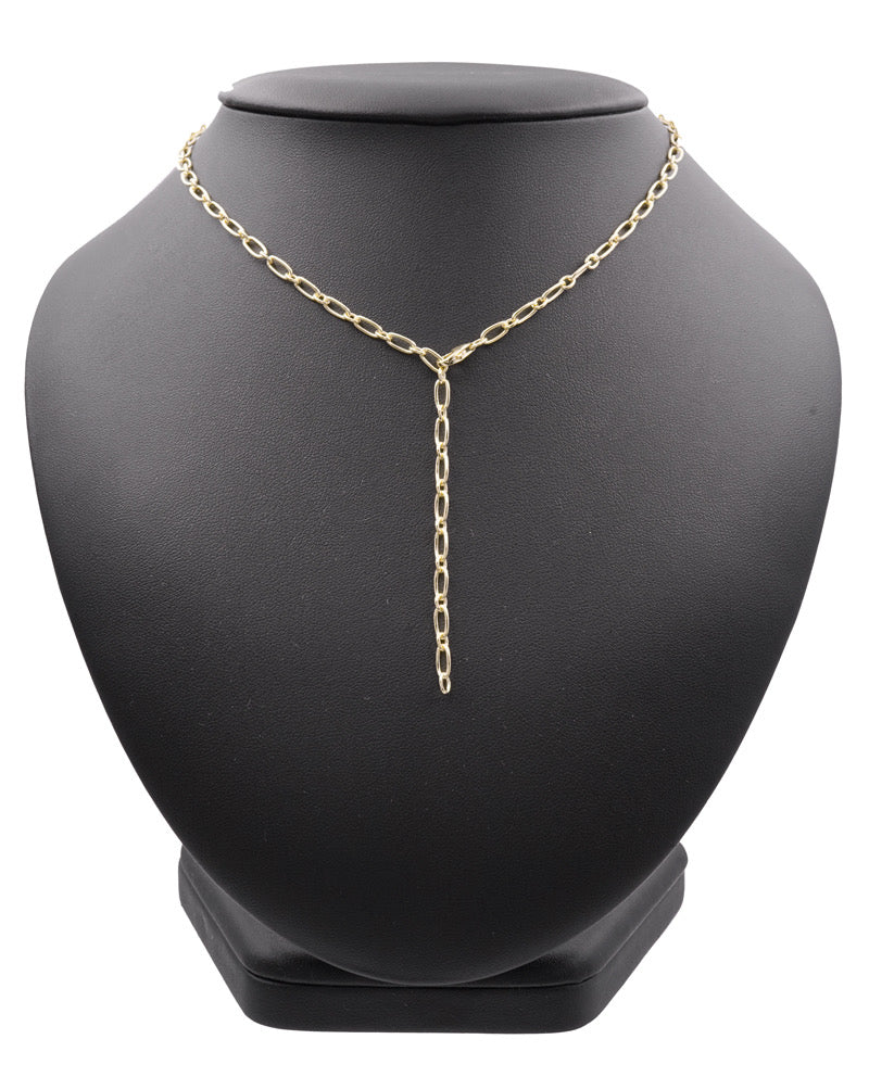 Necklace 'Nina', gold