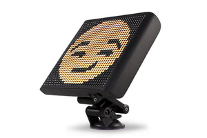 App Controlled Emoji Car Display - Berry gloss