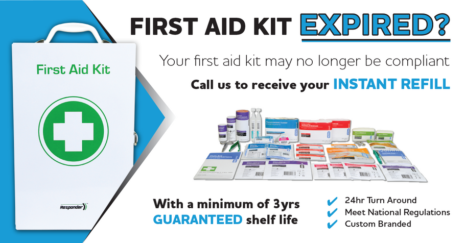 First Aid Kit Expired