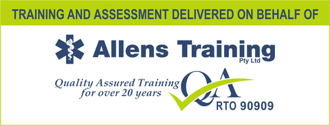 Allen's Training RTO 90909 for all quaility training that you can rely on being compliant