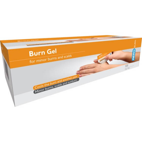 house-of-first-aid,AeroBurn Burn Sachet Gels 3.5 g x 500 10% GST,Aero healthcare,Burn Sachet Gels