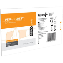 Load image into Gallery viewer, AeroBurn Polyethylene Burn Sheet 20 cm x 20 cm 10% GST