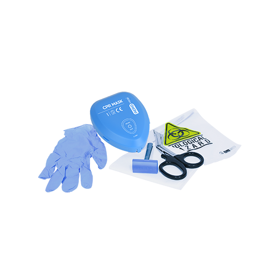 house-of-first-aid,AED Basic prep kit plus 10% GST,House of First Aid,Defibrillator Accessories