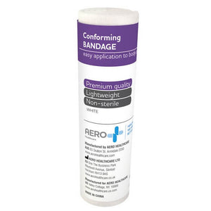 house-of-first-aid,AeroForm Conforming Bandages 7.5 cm x 4 M 10% GST,Aero healthcare,Conforming Bandages