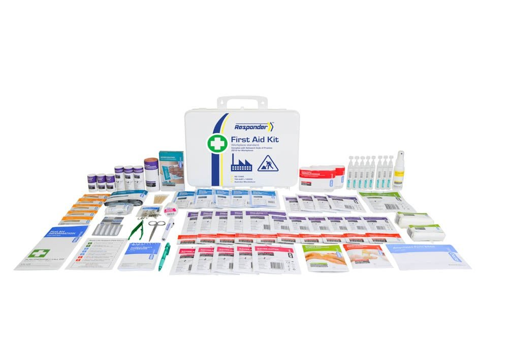house-of-first-aid,Responder 4 Series Weatherproof plus 10% GST,House of First Aid,First Aid Kits