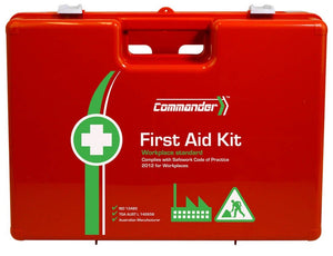 house-of-first-aid,Commander 6 Series Rugged plus 10% GST,House of First Aid,First Aid Kits