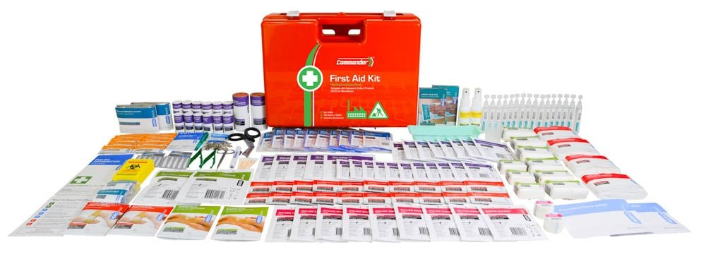 house-of-first-aid,Commander 6 Series Refill Rugged 10% GST,Aero healthcare,First Aid Refills