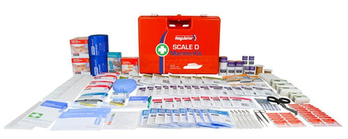 house-of-first-aid,Regulator Marine D Rugged plus 10% GST,House of First Aid,First Aid Kits