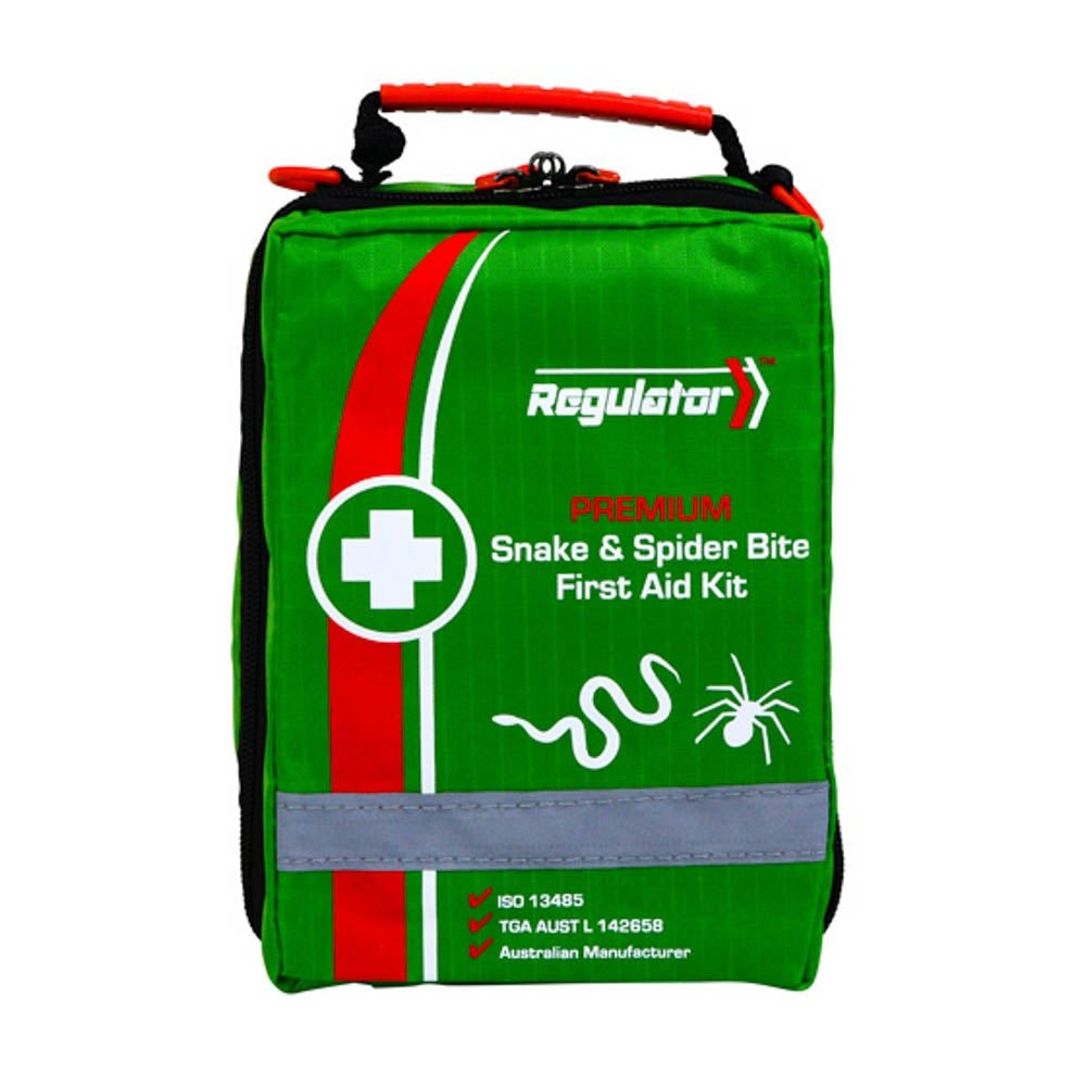 house-of-first-aid,Regulator Snake & Spider Bite Versatile plus 10% GST,House of First Aid,First Aid Kits