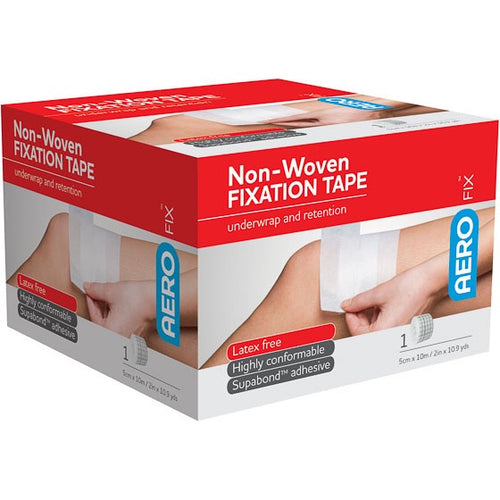 house-of-first-aid,AeroFix Non-Woven Fixation Tape / Under-wrap 10% GST,Aero healthcare,Sports Tape