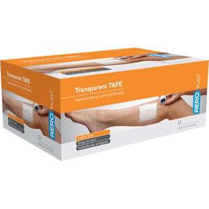 house-of-first-aid,AeroPlast Transparent Tapes 10% GST,Aero healthcare,Adhesive Medical Tape