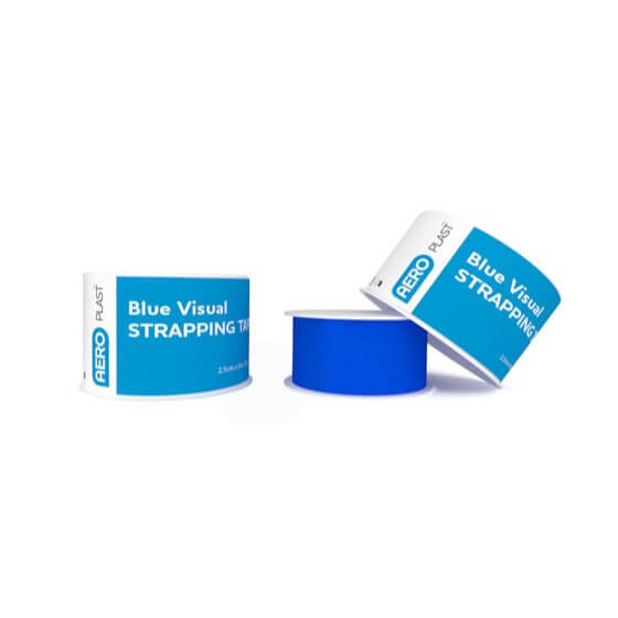 house-of-first-aid,AeroPlast Visual Strapping Tape,Aero healthcare,Adhesive Medical Tape