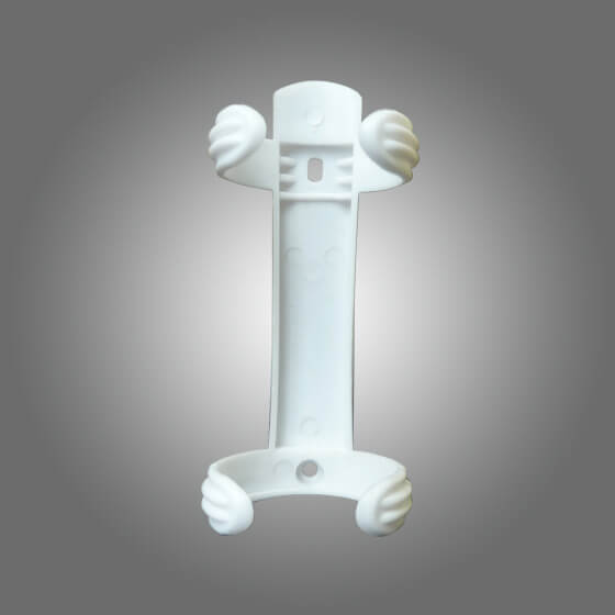 house-of-first-aid,DROP Eyewash Wall Bracket (for 500 ml Refill) 10% GST,Aero healthcare,Eyewash Wall Bracket