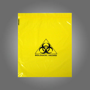 house-of-first-aid,Biohazard Clinical Waste Bags 4L 10% GST,Aero healthcare,Clinical Waste Bags
