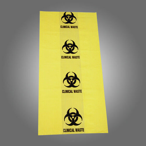 house-of-first-aid,Biohazard Clinical Waste Bags 10L 10% GST,House of First Aid,