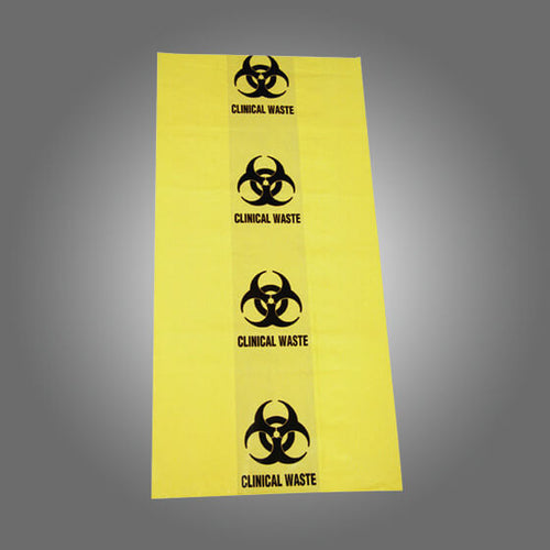 house-of-first-aid,Biohazard Clinical 10 Waste Bags 50L 10% GST,Aero healthcare,Clinical Waste Bags