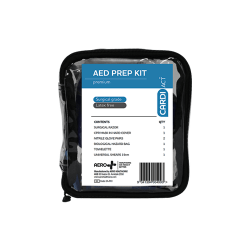 house-of-first-aid,AED Premium Prep Kit plus 10% GST,House of First Aid,Defibrillators Accessories