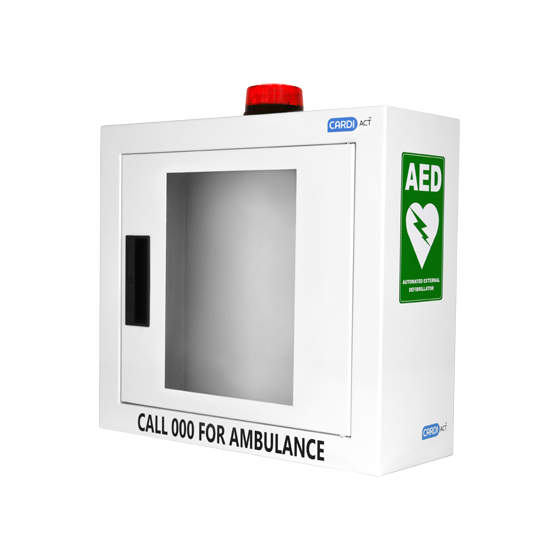 house-of-first-aid,AED Alarm Cabinet plus 10% GST,House of First Aid,Defibrillators Accessories