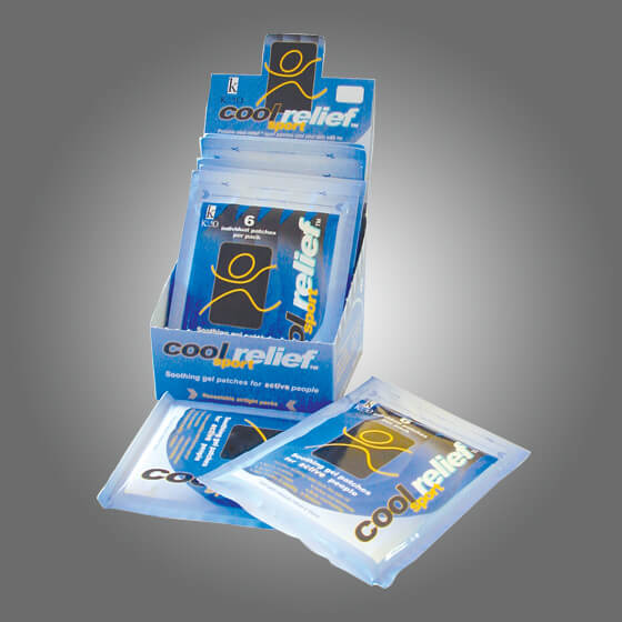 house-of-first-aid,Cool Relief Cold Patches 10% GST,Aero healthcare,Cold Patches